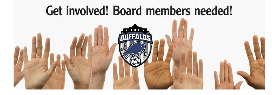 WE ARE LOOKING FOR NEW BOARD MEMBERS!