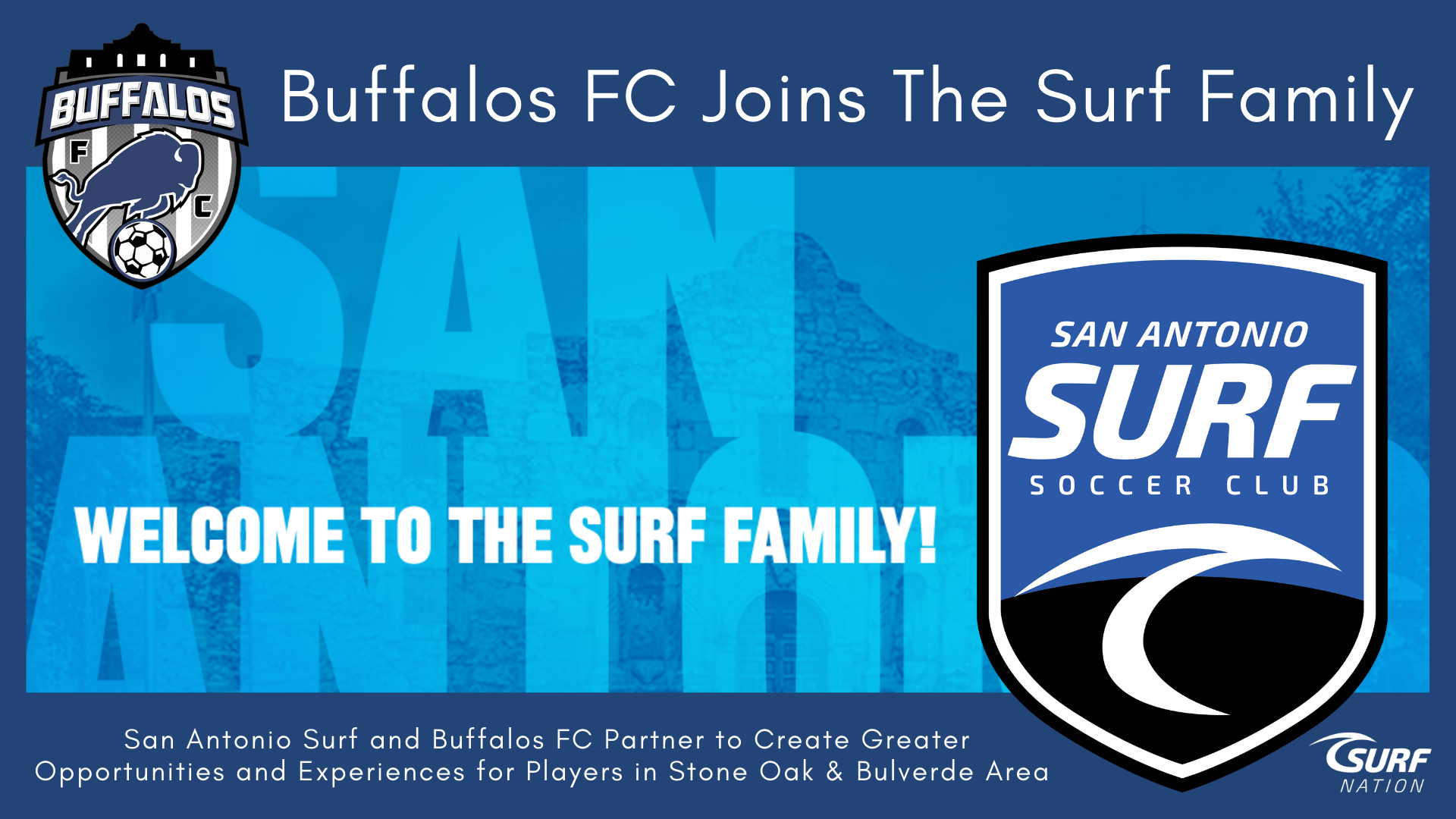 BFC JOINS SURF FAMILY